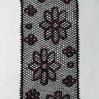 Stella Bookmark Lace Pattern