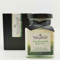 Sussex Special Forest Scented Candle, Bergamot, Rosemary, Peppermint, Lavender