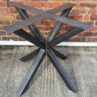 4 leg Star Table Frame for round Top