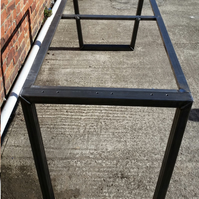 Square Leg Table Frame and top frame