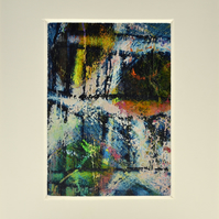 ACEO Original Abstract Painting