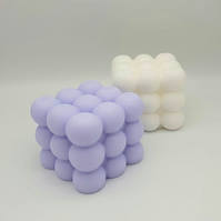 Large Handmade Bubble Soap - Massage Soap - 190g
