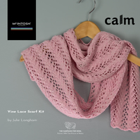 Vine Lace Scarf Kit