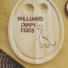 Personalised Dippy Egg Boards