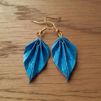 Handmade Origami Earrings