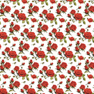 Beautiful Red Roses Wrapping Paper