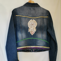 The 'Indian Summer' jacket