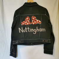 The 'Meet me by the Lions' Jacket