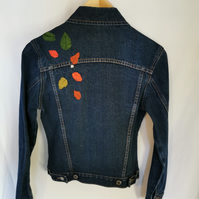 The 'Falling leaves' Jacket