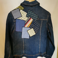 The 'Spots and stripes' Jacket