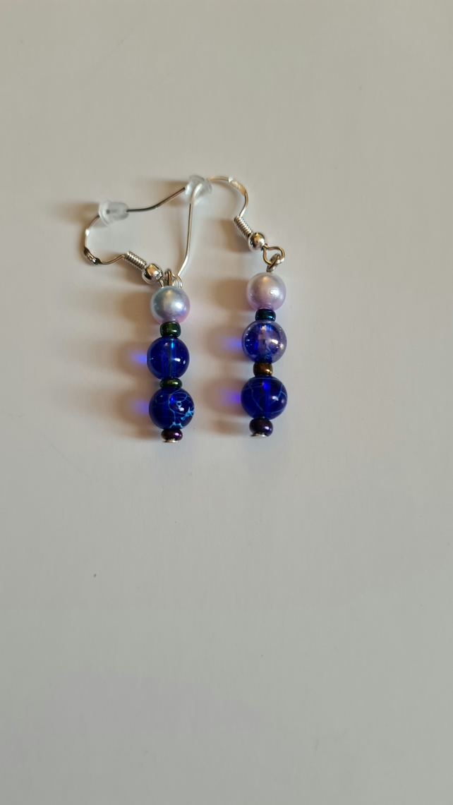 Brand New Hand Made Earrings