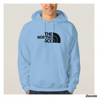 The Norths Ace North Face Unisex Hoodie