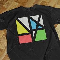 New Order Album Cover Unisex T Shirt