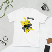 The Prodigy Spider White Unisex T Shirt