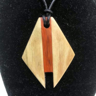 An Unusual Shaped Unisex Necklace