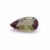 1.41 ct Andalusite - Green-Red Pear