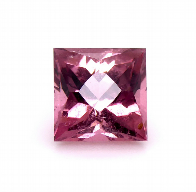 2.82 ct Tourmaline - Fancy Pink Square