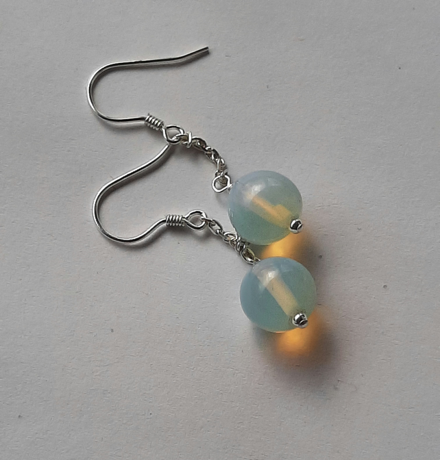 Opalite Drop Earrings