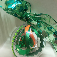 St. Patrick's Day Bauble
