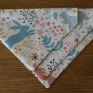 Bunny Rabbit Colourful Dog Bandana