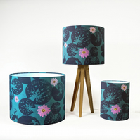 Pond Life Lampshade