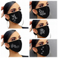 Crystal Face Masks 5 Designs to choose from! Free UK Delivery!