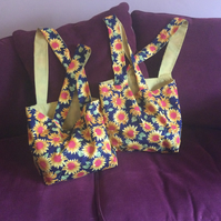 Bright Sunflower Summer Tote