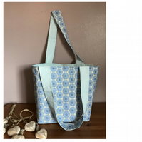 Striking Blue Tote