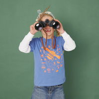 'Entomologist At Work' T shirt and Booklet