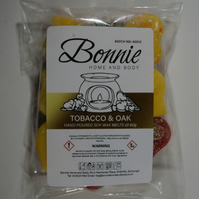 Bonnie Tobacco & Oak Melts x9