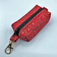 Attachable Keyring bag for face mask, earphones, dog treats, coin purse, etc.