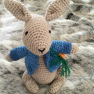Crochet Peter Rabbit