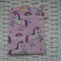 Standing Unicorn Coin Purse or Card Holder.
