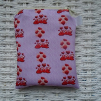Love Themed Coin Purse or Card Holder.