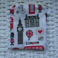 Love London Themed Coin Purse or Card Holder.