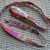 Pink Dog Lead Each One Unique Handmade
