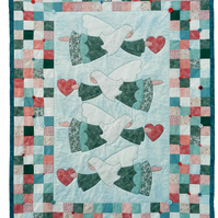Angels Wall Quilt