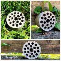 Bee Hotel Insect House made by Concrete