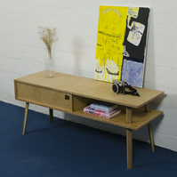 Scandinavian Style Sideboard, Media Unit, TV stand, Console Table