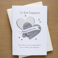 Engagement card (A14)