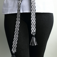 Handwoven Knotwork Pattern Band