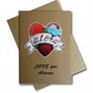 Alona heart - Love you Always - greeting card