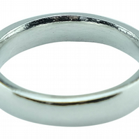 10 Year Anniversary Ladies Tin Ring