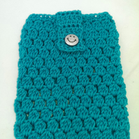 Turquoise Blue Tablet CoverCozy