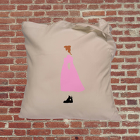 Killing Eve inspired tote bag,
