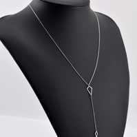 Sterling silver necklace, silver necklace, 925 sterling silver necklace, chain