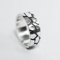 Cracking Earth Ring