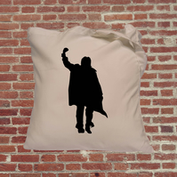 The breakfast club, tote bag, Judd Nelson, 80s movies, retro
