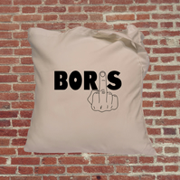 Boris Johnson, funny, tote bag, anti brexit, remainer, anti Tory Tote bag, shopp
