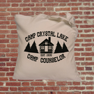Horror tote bag, Friday 13th Camp Crystal Lake Jason Voorhees Horror movies, hor